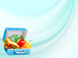Lunch Box Backgrounds