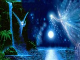 Magical Creatures Fairies Backgrounds