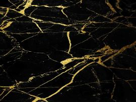 Marble Texture Gold Black Backgrounds