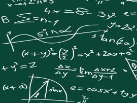 Math Slides Backgrounds
