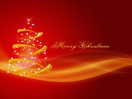 Merry Christmas Tree Backgrounds