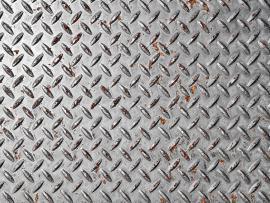 Metalic Diamond Plate Design Backgrounds
