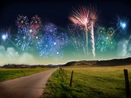 Microsoft New Years  HD4Wallpaper  Quality Backgrounds