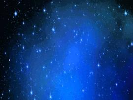 Midnight Stars Video Hd  Style Proshow Moon   Clipart Backgrounds