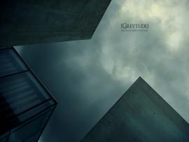 Modern Architecture On The Of Gloomy Sky Clipart Backgrounds