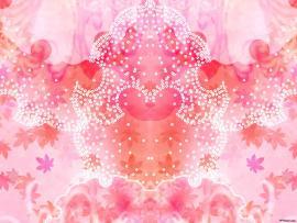 Modern Pink Flower Backgrounds