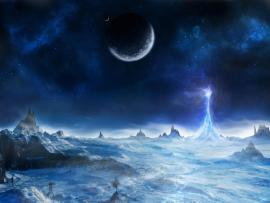 Moon Fantasys Moon Fantasy DesktopWallpapers Moon Fantasy   Quality Backgrounds