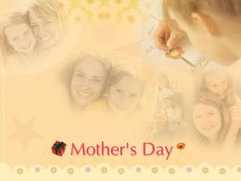Mothers Days Template Template Backgrounds