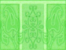 Mozaic Light Green Pattern Art Backgrounds