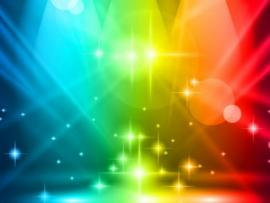Multilored Lights Party Vector  Free Photo Backgrounds