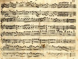 Music Classical Sheet Backgrounds