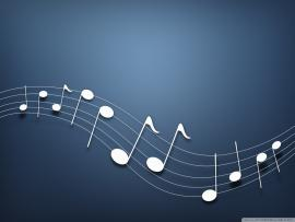 Music Note White Quality Backgrounds