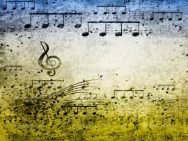 Music Notes Clip Art Backgrounds