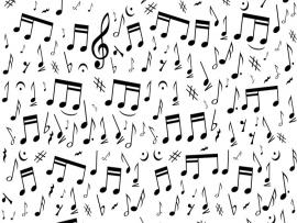 Music Notes Quality Backgrounds
