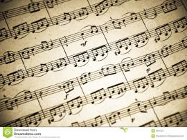 Music Notes Royalty Free Stock Photography  Image 4181617 Picture Backgrounds