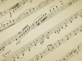 Music Sheet Hd 21 HDs   Frame Backgrounds