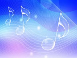 Musical Notes #7354 image Backgrounds