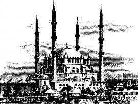 Muslim Mosque Backgrounds