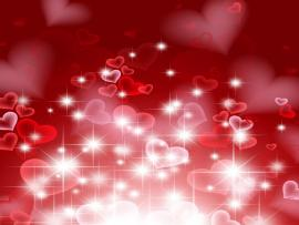 Name Abstract Hearts For Valentine Day Vector Illustration Clip Art Backgrounds