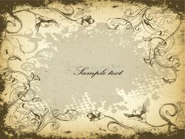 Name Elegant Pattern Vector Material 3 Picture Backgrounds
