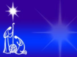 Nativity Quality Backgrounds