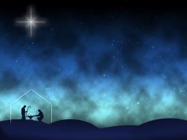 Nativity Template Backgrounds