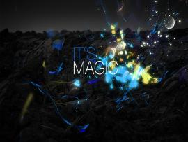 Natural Dark Magic Backgrounds