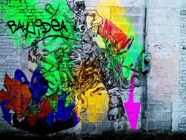 Natural Graffiti Image Picture Backgrounds