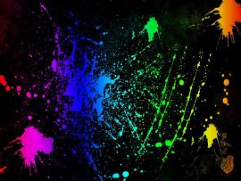 Neon Colors Rock Images Splatter Hd Quality Backgrounds