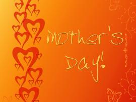 New Gold Mothers Day Desktop Backgrounds