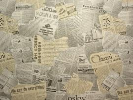Newspaper As Pictures Frame Backgrounds