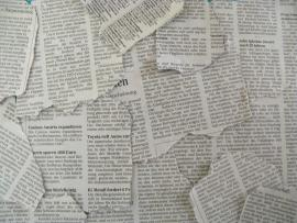 Newspapers Newspaper Texture   Template Backgrounds