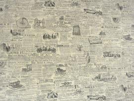 Newsprint Frame Backgrounds