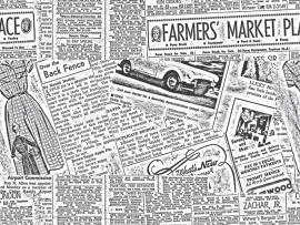 Newsprint Backgrounds