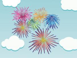 Nice Firework Backgrounds