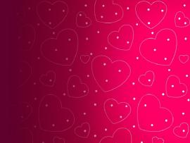 Nice Valentine Hearts Coloring Backgrounds