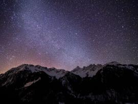 Night Sky Art Backgrounds