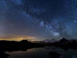 Night Sky Desktop High Resolution Best Starry Night Sky   Clipart Backgrounds