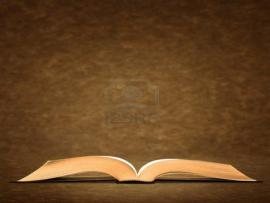 Old Book Believe Presentation Backgrounds