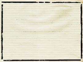 Old Lined Paper Frame Backgrounds