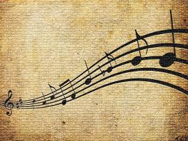 Old Music Note Photo Backgrounds