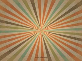 Old Retro Sunburst  Free Vector Art Stock   Slides Backgrounds