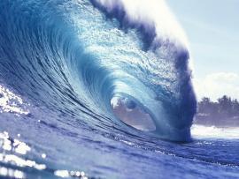 Original Big Wave Clipart Backgrounds