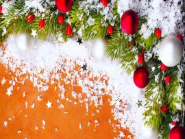 Ornaments Christmas Backgrounds
