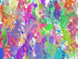 Paint Splatter Desktop Images Quality Backgrounds