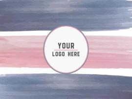 Paint Strokes Logo Backgrounds