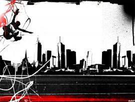 Parkour Art Of Motion Urban Design Backgrounds