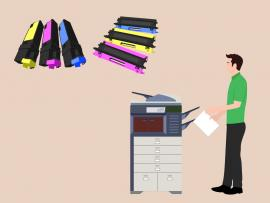 Photocopy Machine Backgrounds