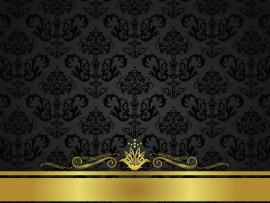 Photos  Design Patterns Gold and Black image Backgrounds