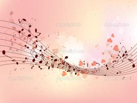 Pics Photos  Colorful Music Notes Photo Backgrounds